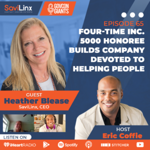 Insights on Government Contracting for Customer Service Podcast